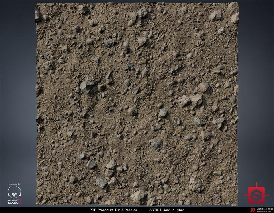 Dirt & Pebbles